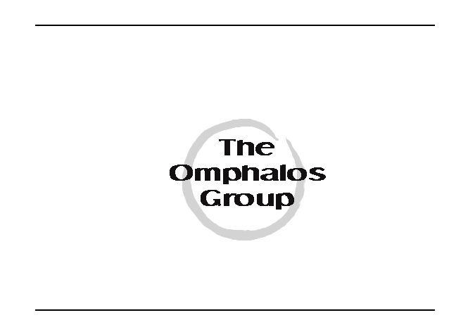 The Omphalos Group